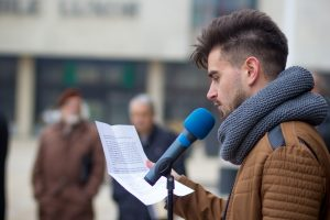 Slam Poetry Marosvásárhely